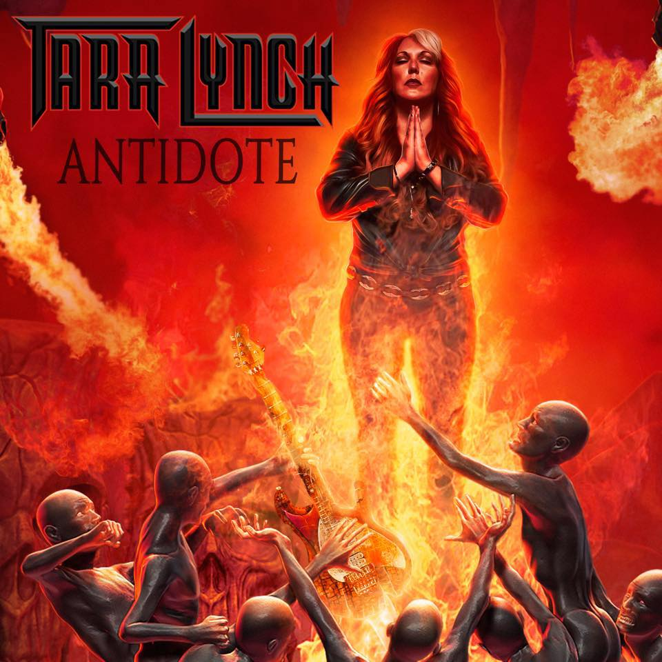Tara Lynch Debuts Her Video For The Song Antidote