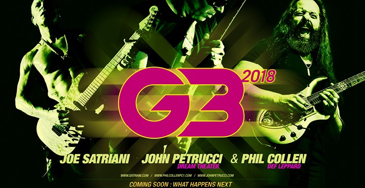 G3 Tour: Which Guitarists Joe Satriani Should Choose