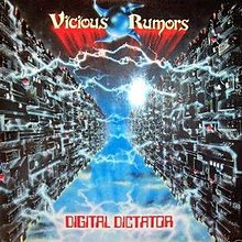 Sources Say Vicious Rumors To Reissue Digital Dictator Album