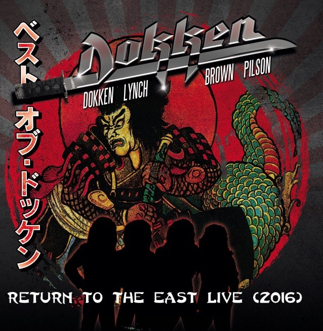"Classic Dokken Lineup Releases A Video For The New Song ""It's Just Another Day"""