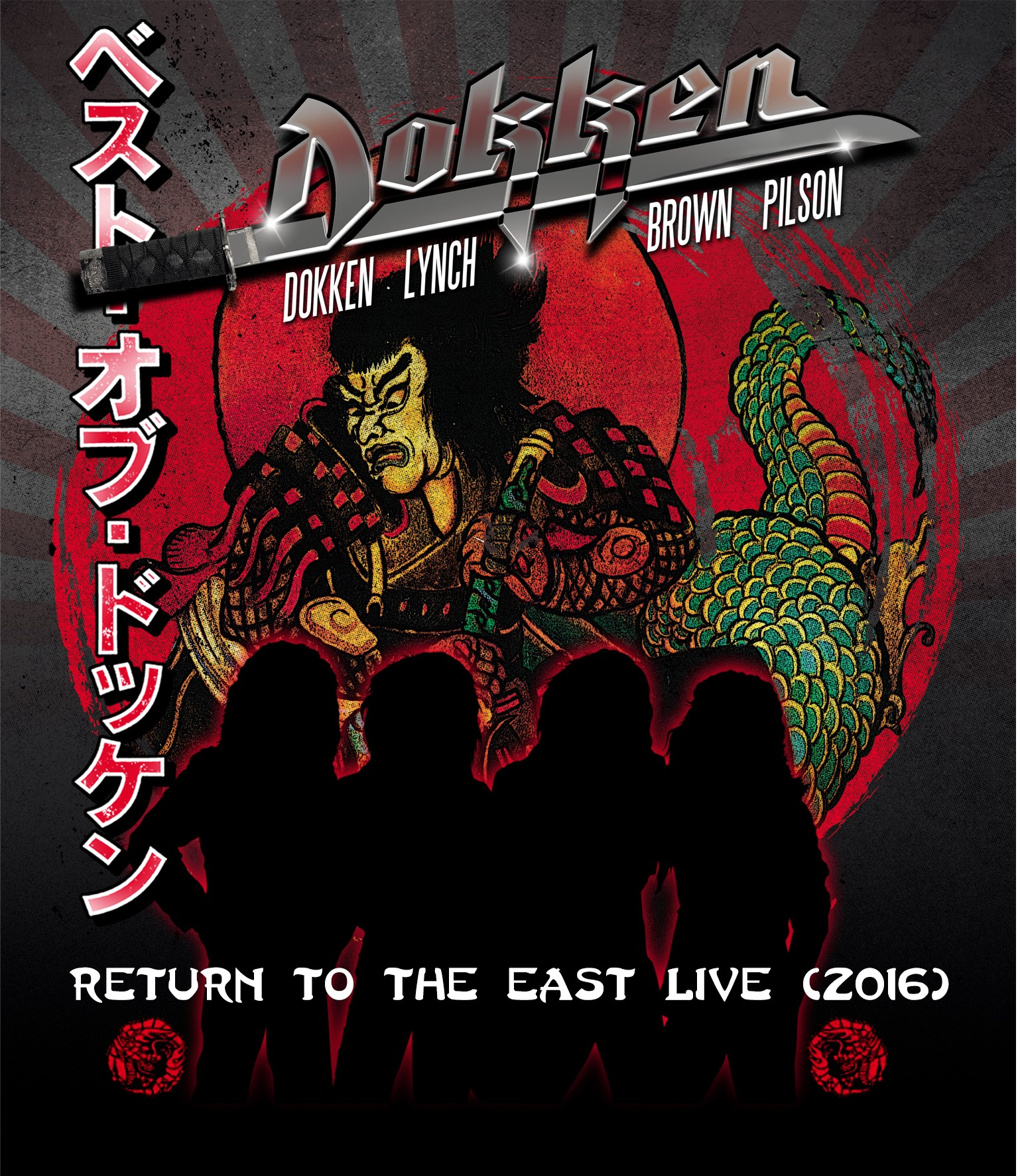 Review: Dokken Return To The East Live 2016