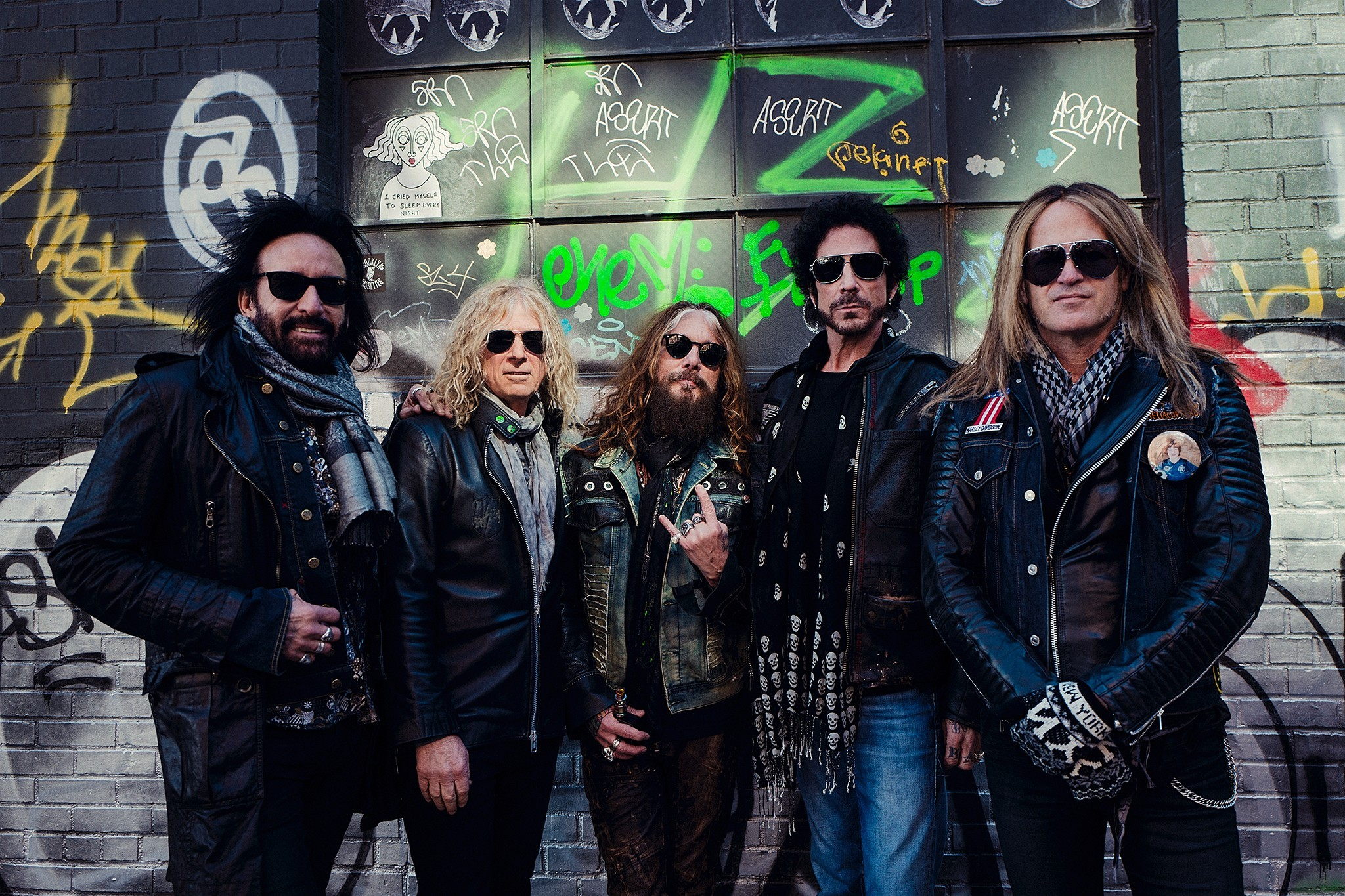 The Dead Daisies Burn It Down Record Released Today