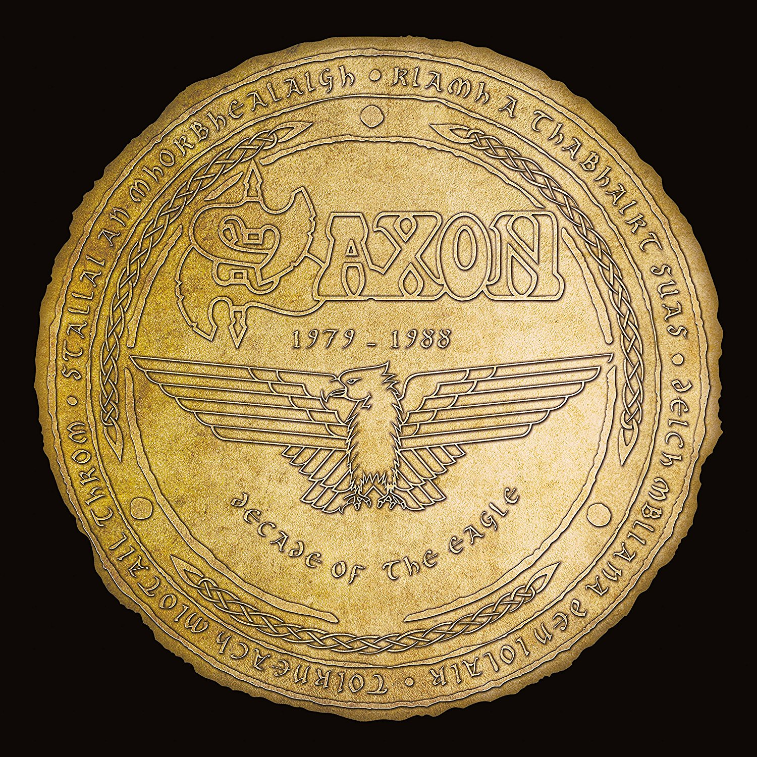 BMG To Reissue Three Classic Saxon Albums On May 25TH