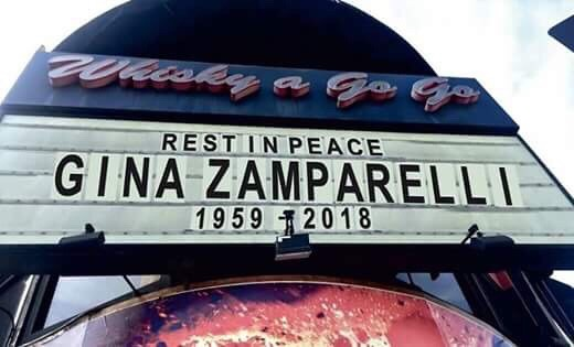 Legendary Concert Promoter Gina Zamparelli Dies At 59