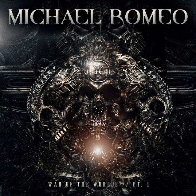 Symphony X Guitarist Michael Romeo To Release 'War Of The Worlds-Pt.1' Solo Album In July