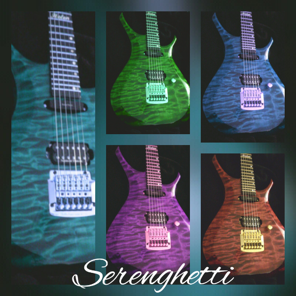 Luthier Spotlight: Serenghetti Custom Guitars