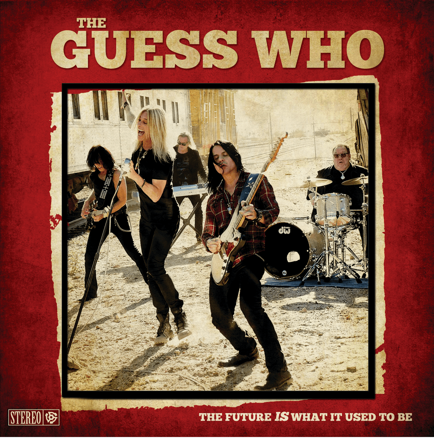 Classic Greats The Guess Who Featuring Rudy Sarzo Announce New Album