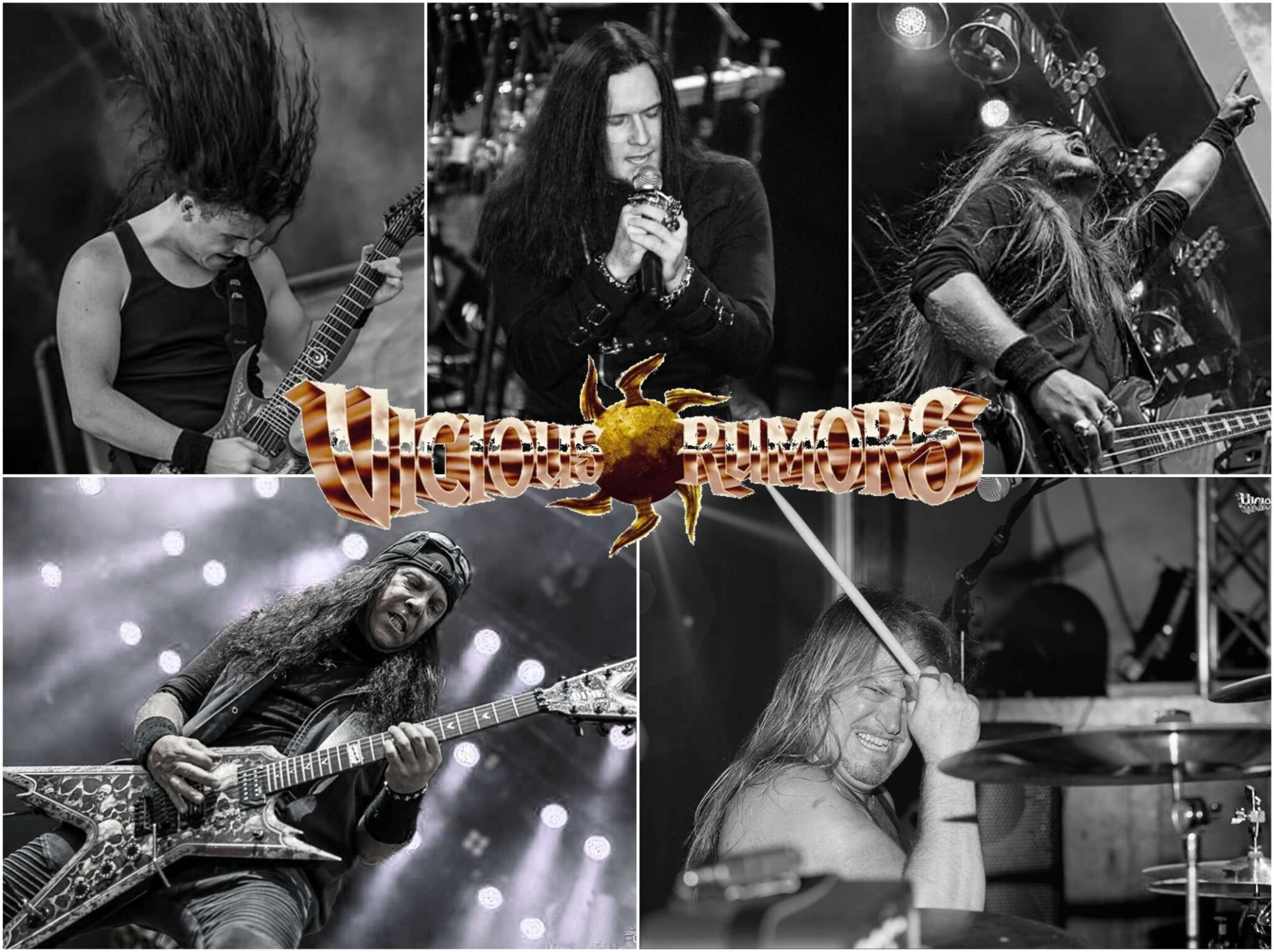 Vicious Rumors Announce New Singer Nick Courtney & New Record Contract
