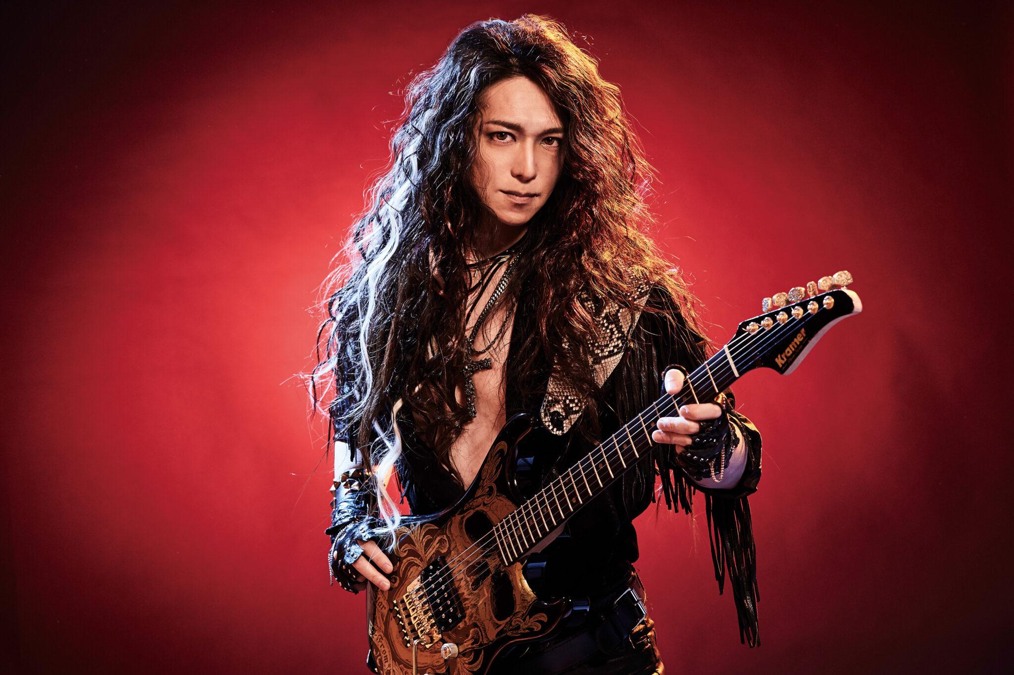 """Nozomu Wakai's DESTINIA Discusses His New Album """"Metal Souls"""""""