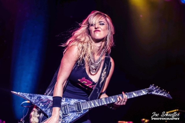 Vixen's Britt Lightning Shares Her Inner Shred