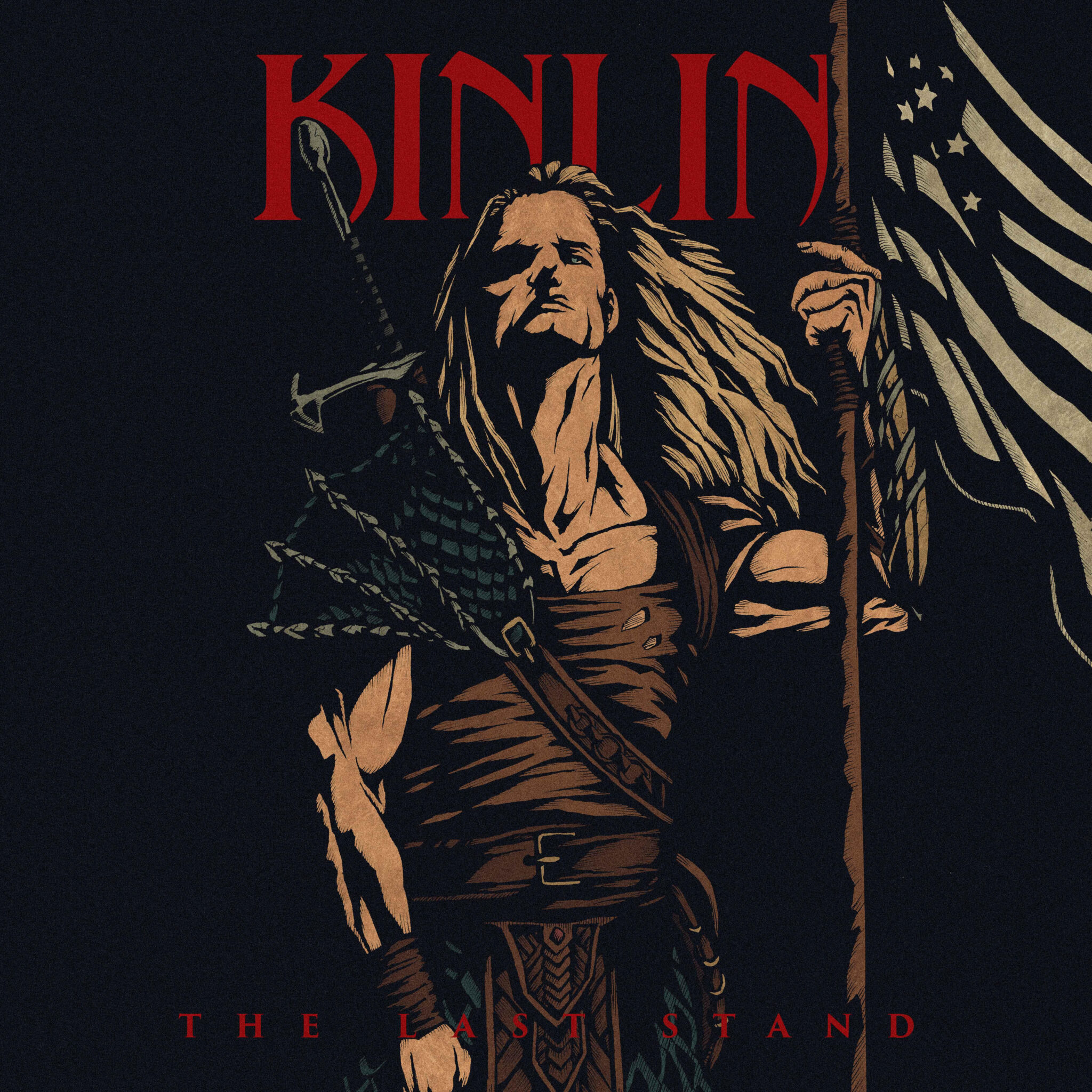 "Kinlin Featuring Patrick Johansson Release New Video For ""Stand Of Fall"""