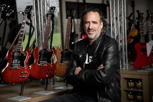 Gibson Guitar Announces JC Curleigh As New CEO