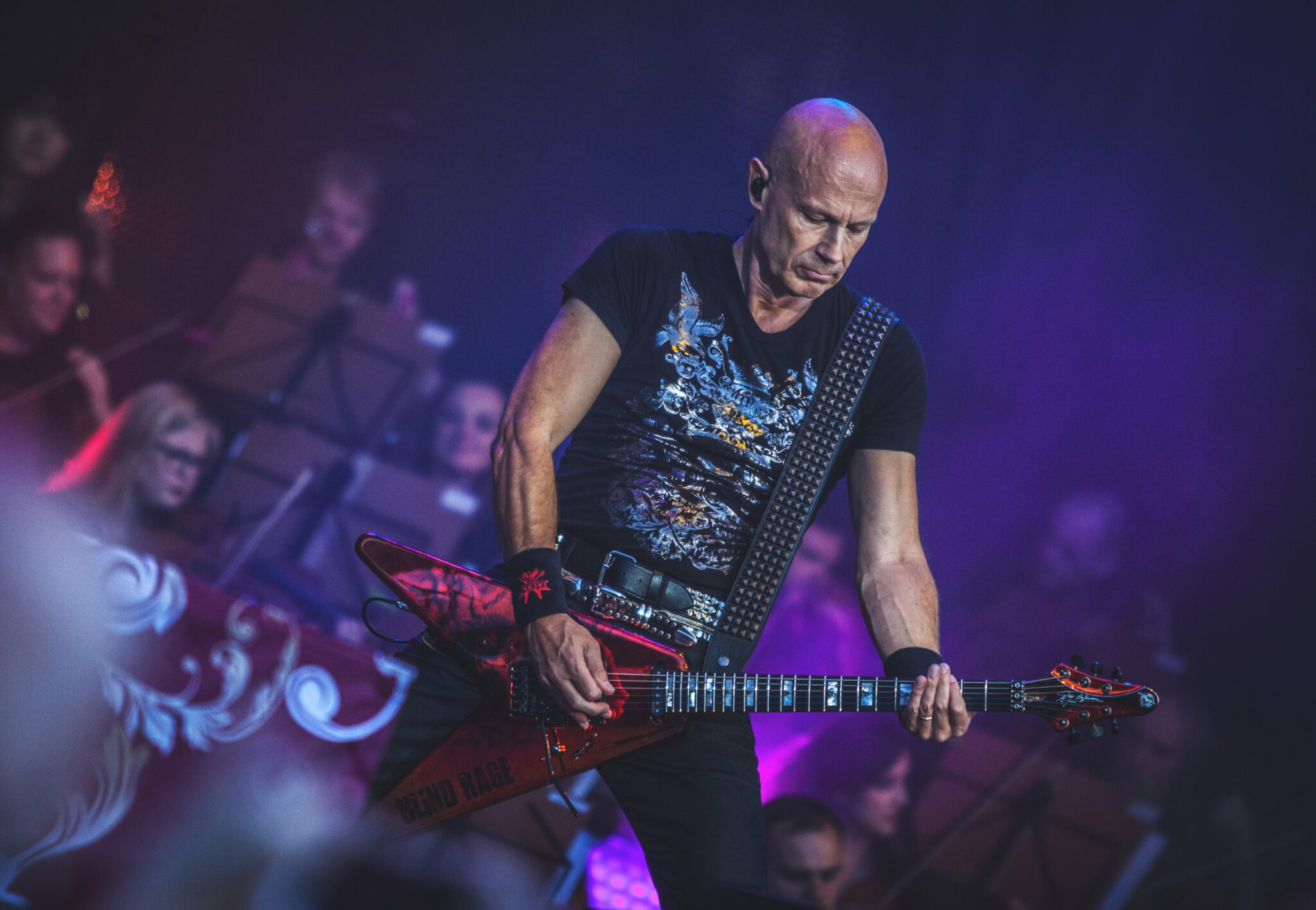Wolf Hoffmann Of Accept Discusses Symphonic Terror - Live At Wacken