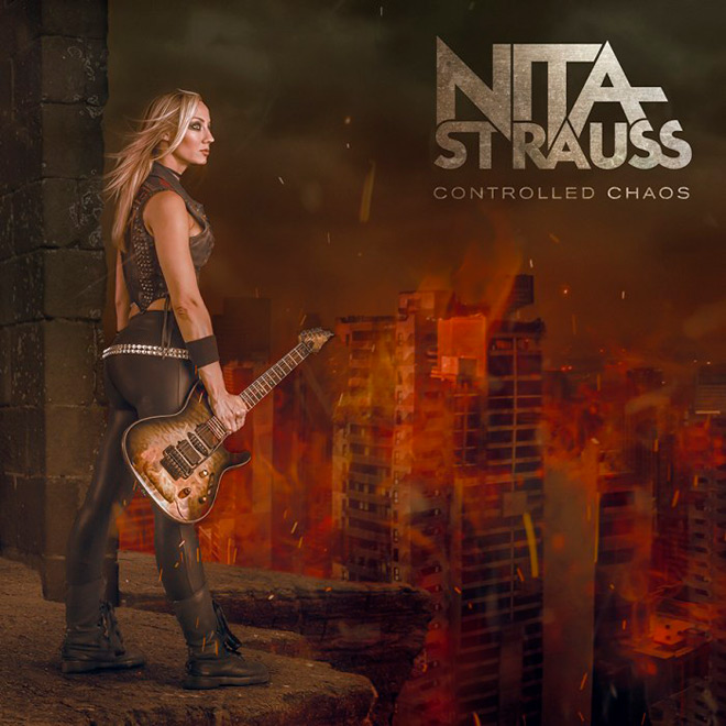Album Review: Nita Strauss - Controlled Chaos