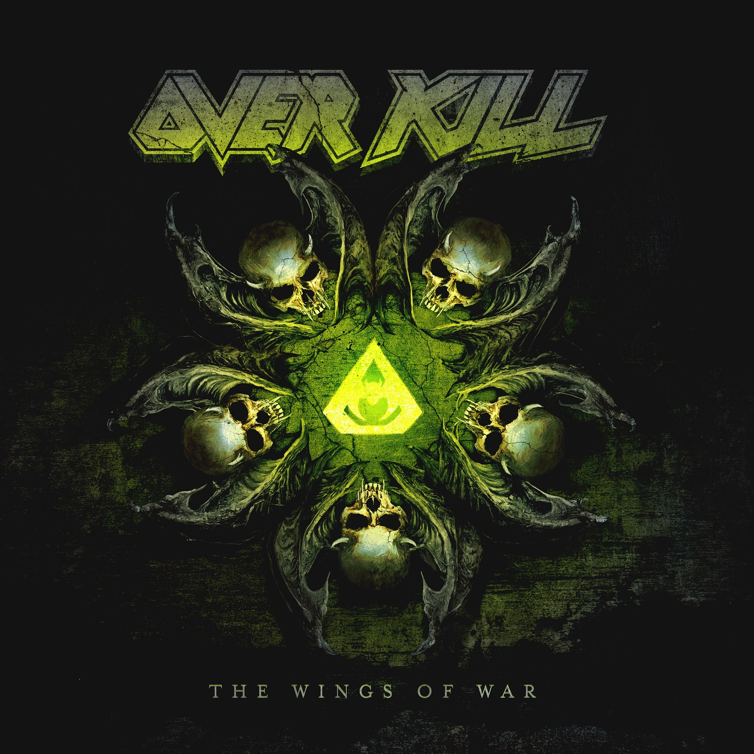 Overkill Reveal New Album, The Wings Of War, Out February 22, 2019
