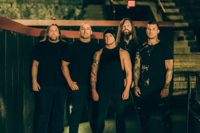 All That Remains Recruits Guitarist Jason Richardson, Plans To Honor Oli Hebert On Upcoming Tour
