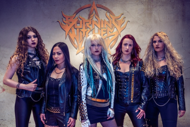 "The Burning Witches ""Hexenhammer"" Is A Must Buy Record"