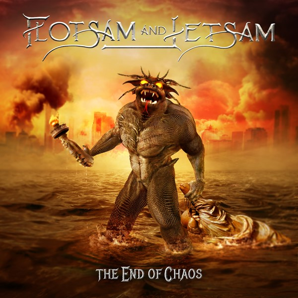 "Flotsam And Jetsam Release New Video For ""Demolition Man"""