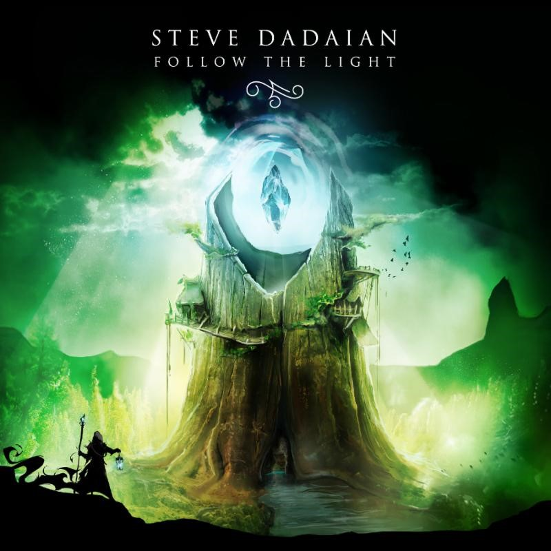 "Guitarist Steve Dadaian to Release New Full-Length Album, ""Follow The Light"""