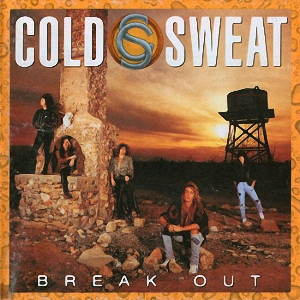"80's Rockers Cold Sweat Featuring Guitarist Marc Ferrari Re-Issue ""Break Out"""