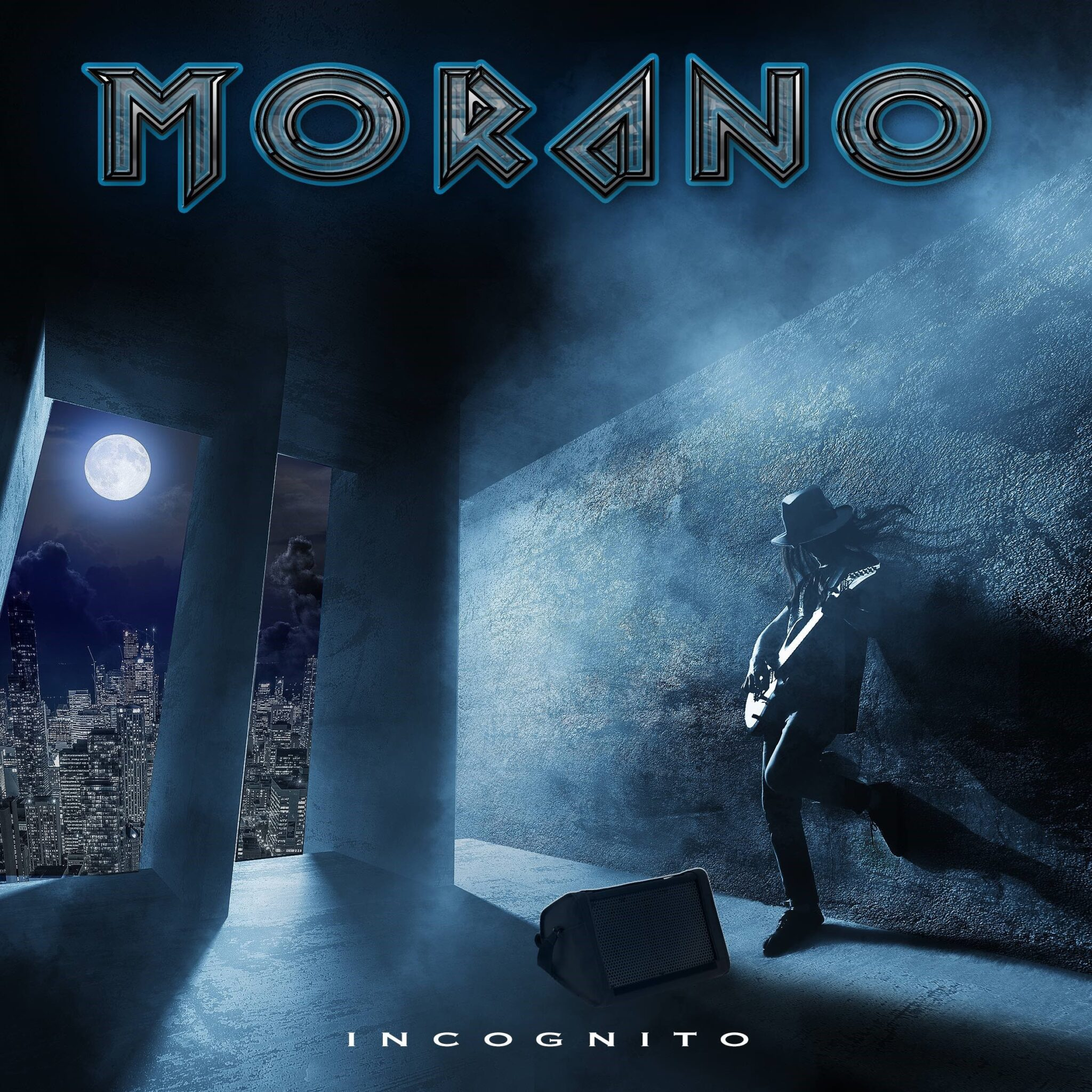 """Guitarist Duane Morano Joined By Members of Extreme, Firehouse, Tyketto, XYZ And More On Debut Record """"Incognito"""""""