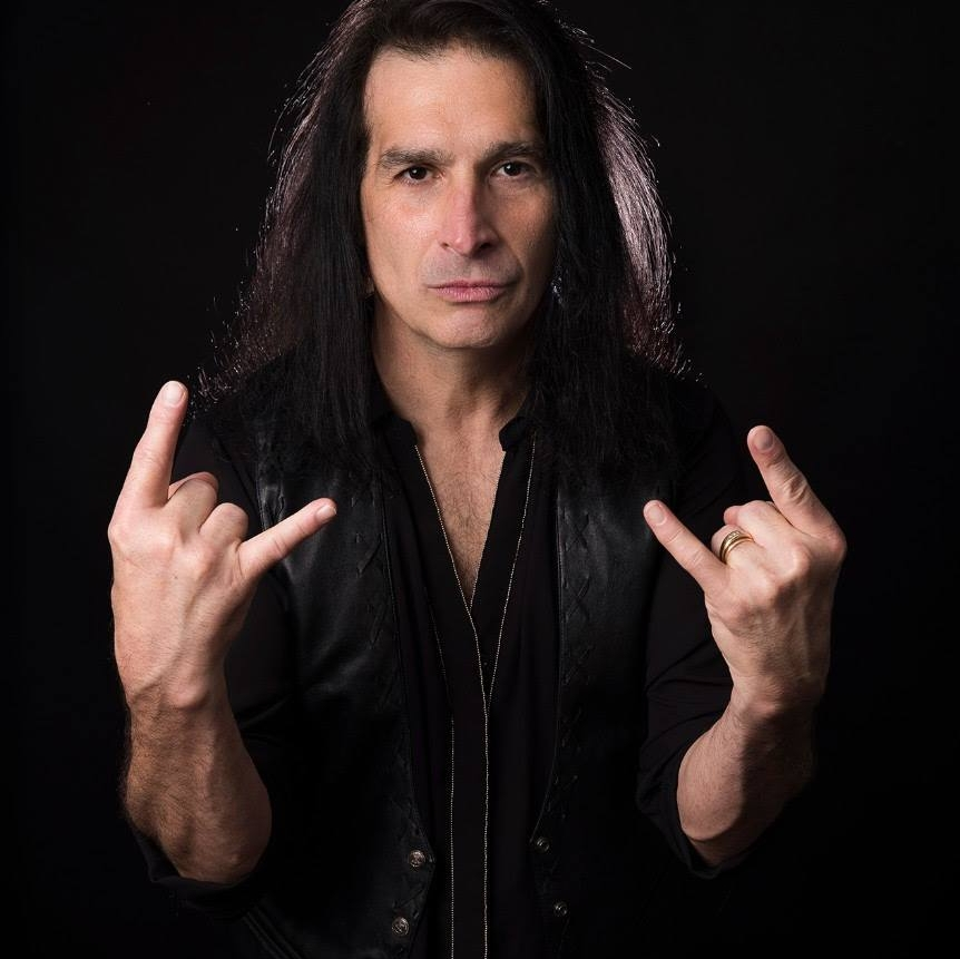 Ex-Yngwie Vocalist Mike Vescera Featured On 3rd Amoriello Single