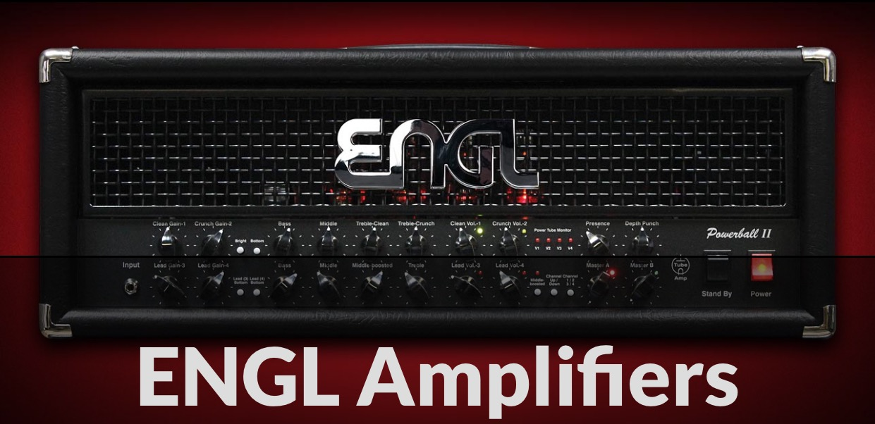 ESP Guitars Picks Up US/Canadien Distribution For Engl Amplifiers