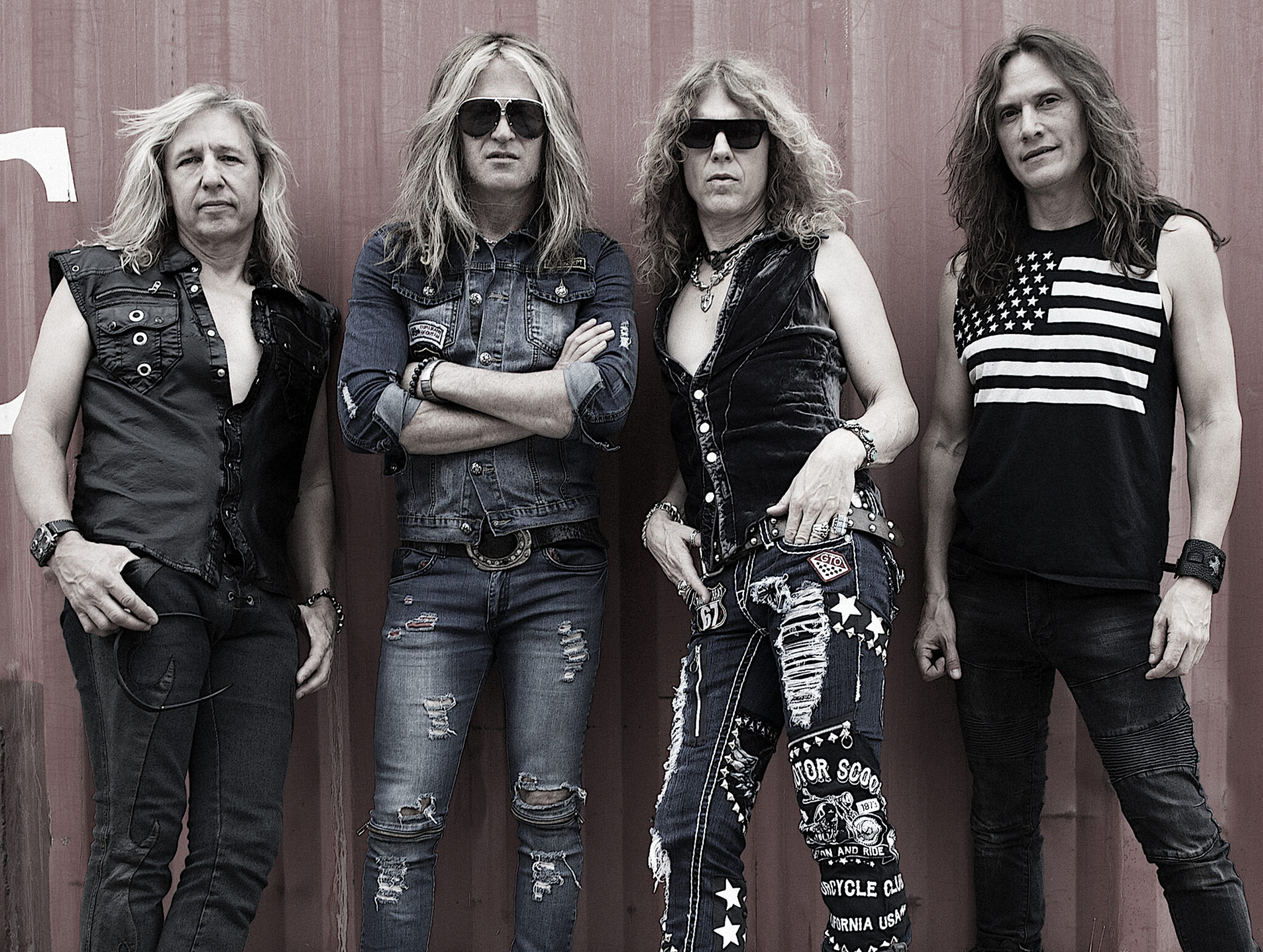 """Burning Rain Featuring Doug Aldrich Release New Video For """"If It's Love"""""""