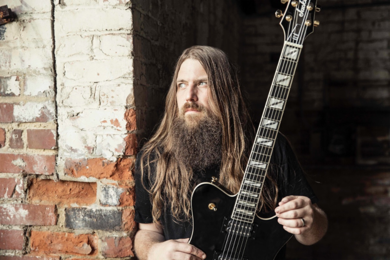 "Mark Morton Releases New Song ""Save Defiance"" With Myles Kennedy On Vocals"