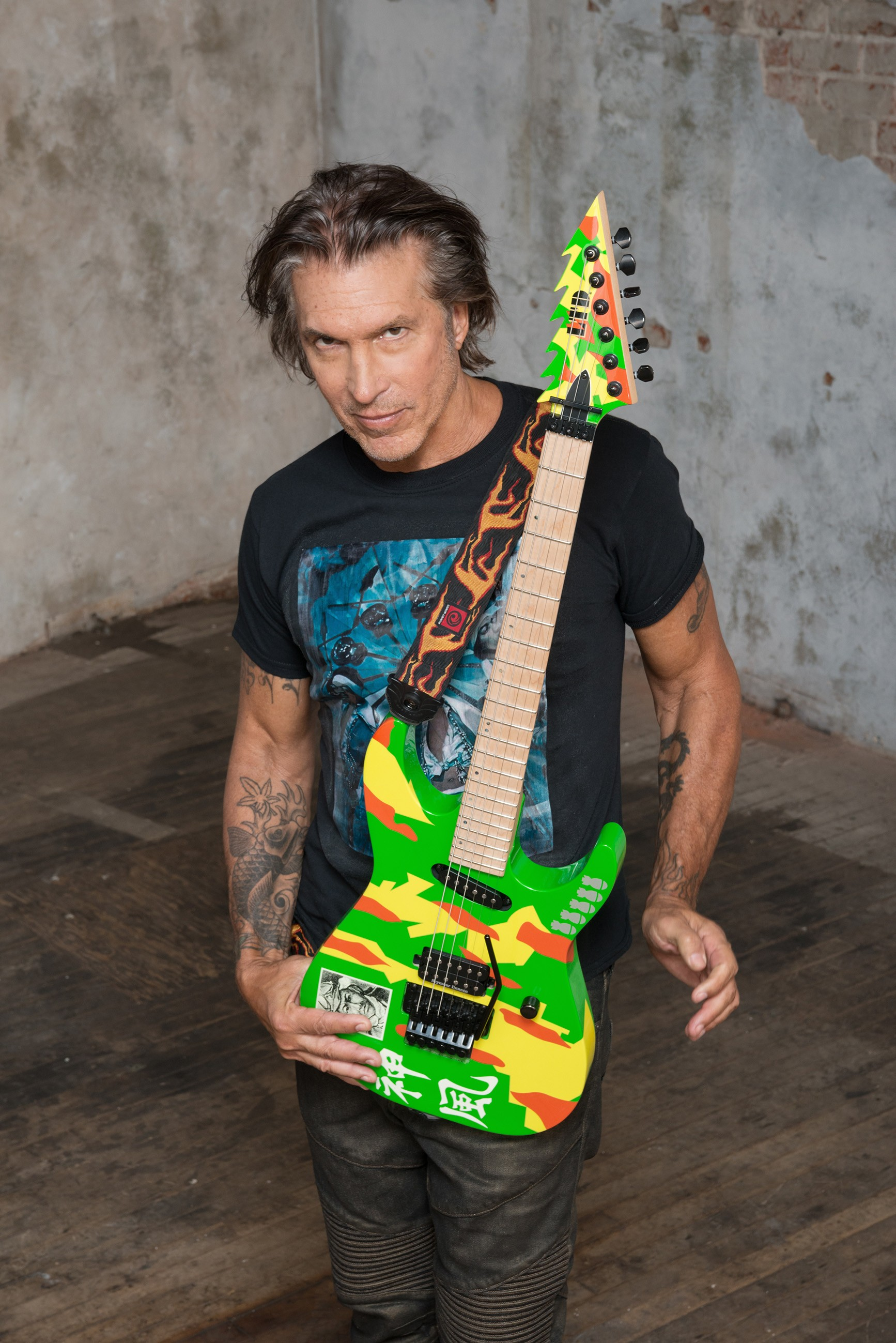 """George Lynch: """"The End Machine Could've Been A Dokken Record"""""""
