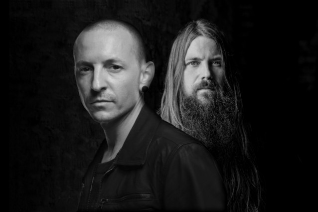 """Lamb Of God's Mark Morton Releases Video For """"Cross Off"""" Featuring Chester Bennington"""