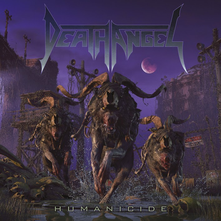 "Death Angel To Release 'Humancide"" On May 31st"