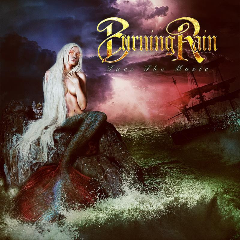 "Burning Rain Featuring Doug Aldrich's New Album ""Face The Music"" Out Now"