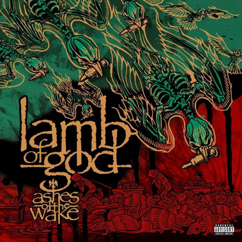 "Lamb Of God To Release ""Ashes Of The Wake - 15th Anniversary Edition"" On May 3"