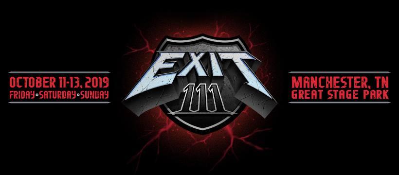 Slayer, Megadeth, Others Set For Exit 111 Festival