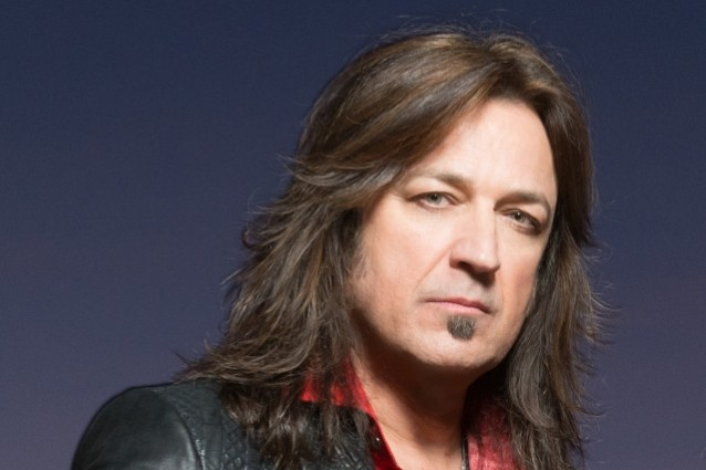Michael Sweet 'Guarantees' He Could Help Van Halen Make Best Album Since 'Women And Children First'