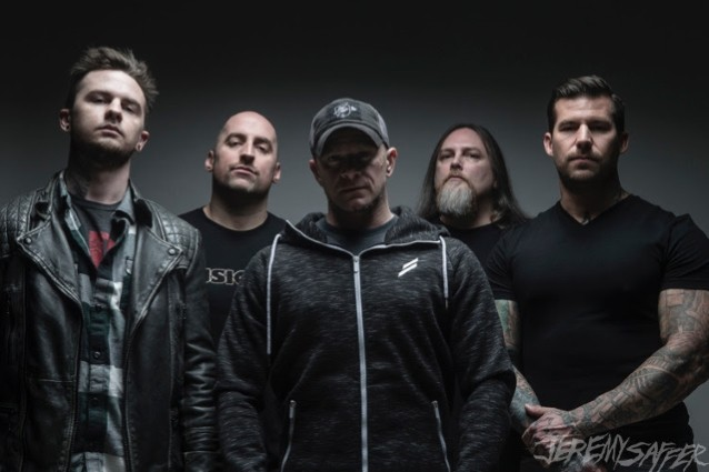 All That Remains Announces Spring 2019 Headline Tour
