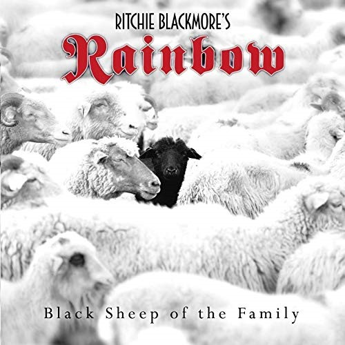 Ritchie Blackmore's Rainbow To Release New Version Of 'Black Sheep Of The Family' This Month