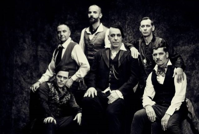 Rammstein Releases Music Video For New Single 'Radio'