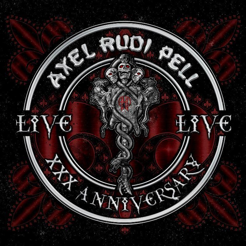 Axel Rudi Pell To Release Live Anniversary Album in June via SPV/Steamhammer