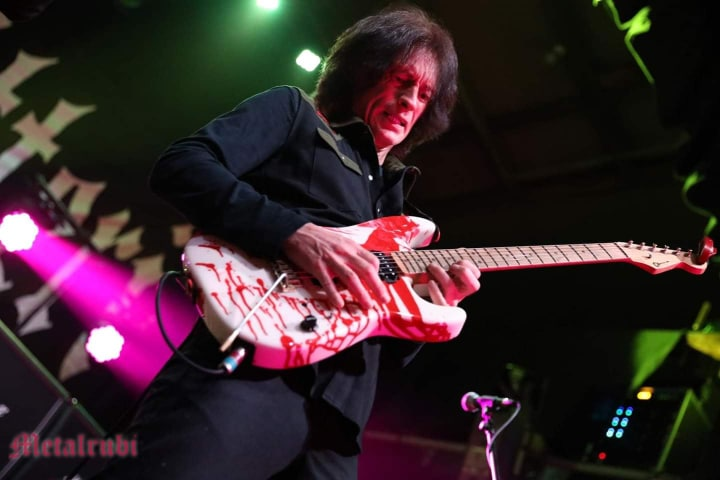Impellitteri Rocked The Tri-State Area With Three Warm Up Shows