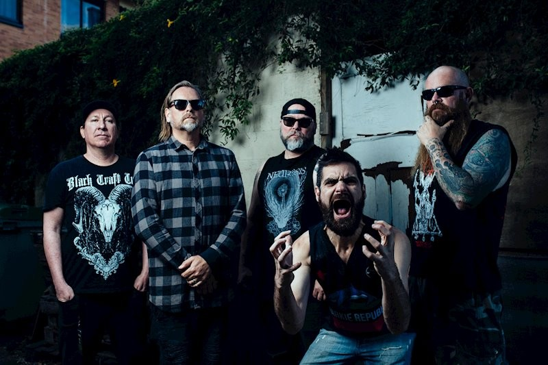 "Australia Metal Masters Superheist Release Video For ""The Riot"""