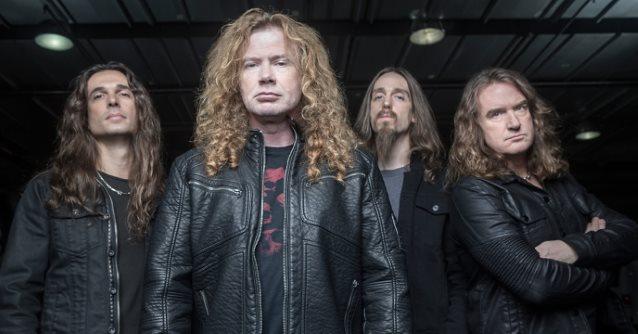 Megadeth Enters Studio To Record New Album