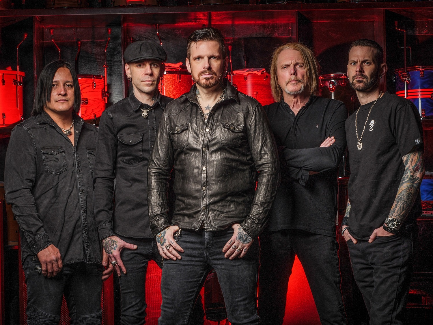 Black Star Riders Release Video For New Single 'Another State Of Grace'