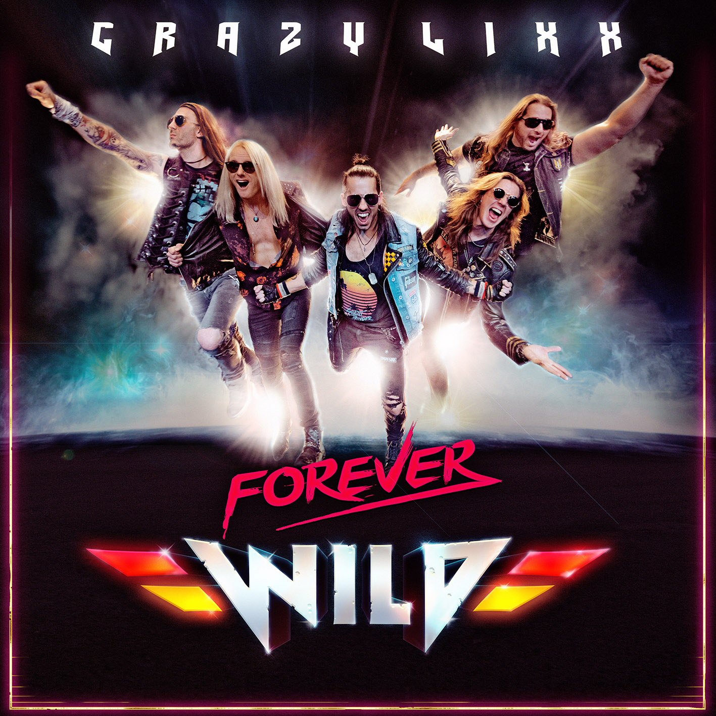 Friday Release Pick Of The Week: Crazy Lixx - Forever Wild