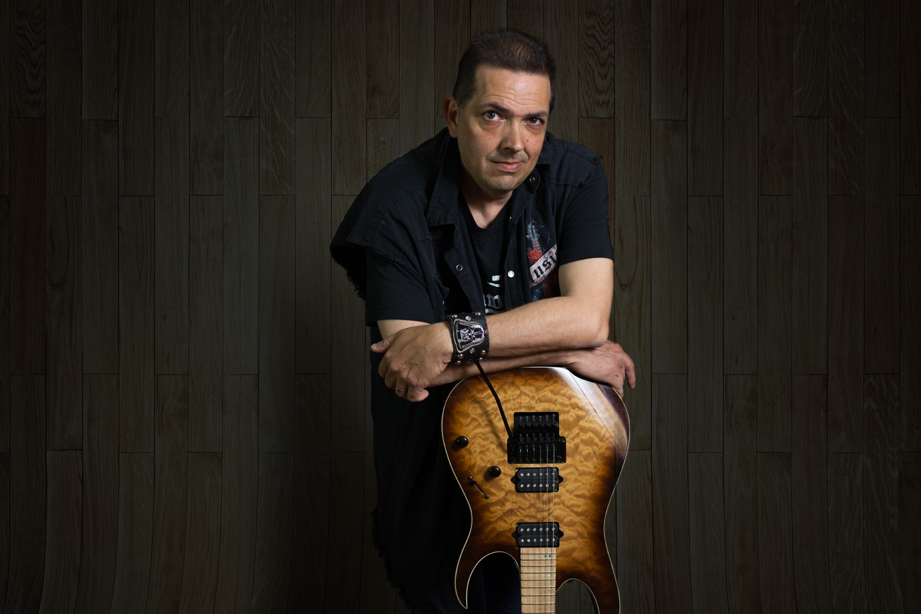 "Duane Morano Releases Lyric Video For ""Manhatten' Featuring Nita Strauss"