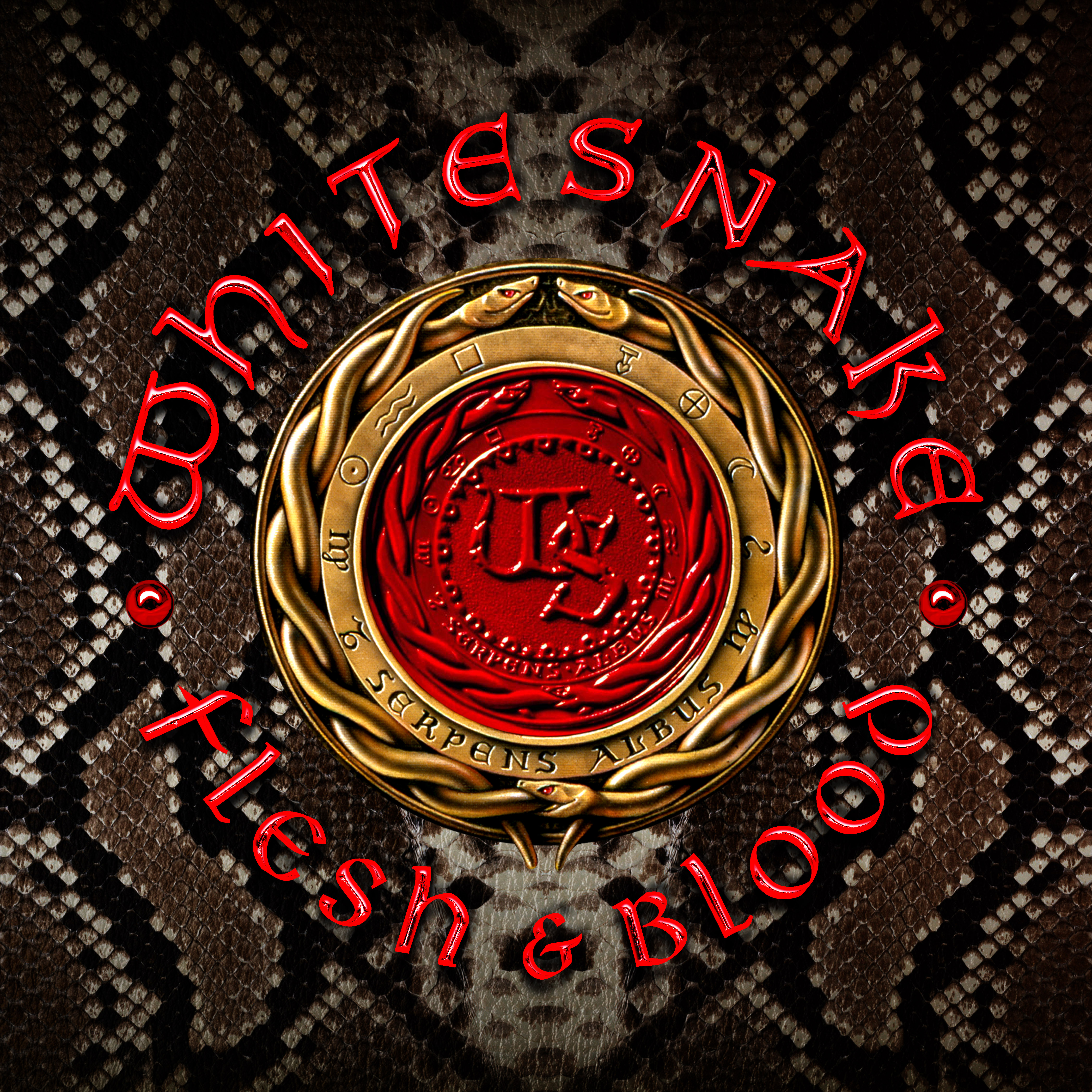 Whitesnake's Flesh And Blood Is Missing One Ingredient: Sykes, Vandenberg, Or Aldrich