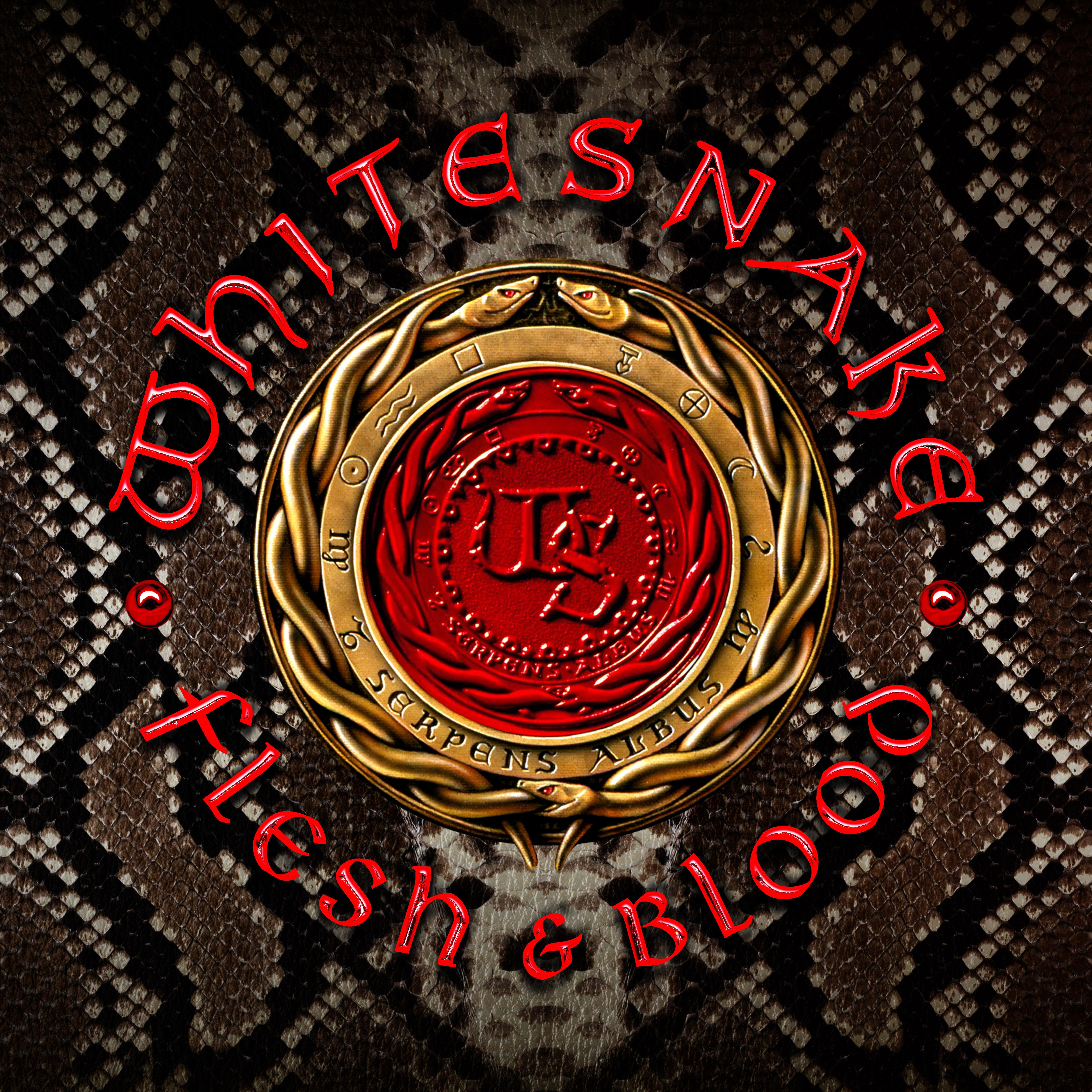 Whitesnake's Flesh And Blood Is Missing One Ingredient: Sykes, Vandenberg, Or Aldrich