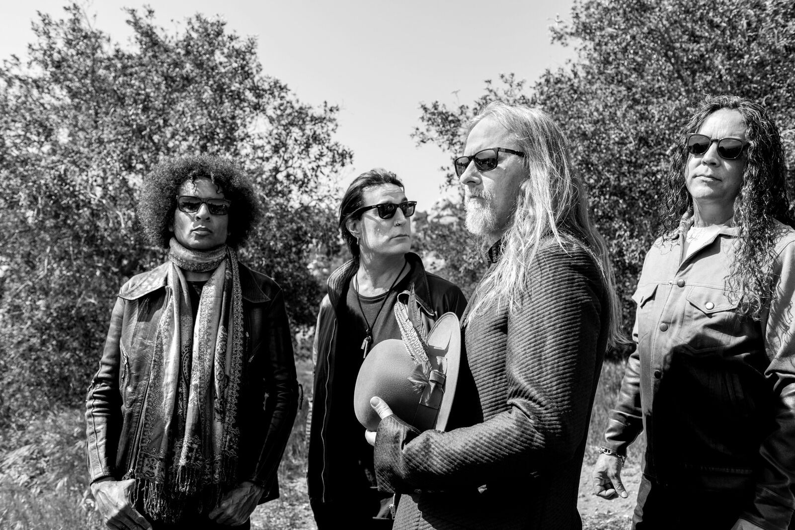 "Alice In Chains Release Video For ""Rainier Fog"""