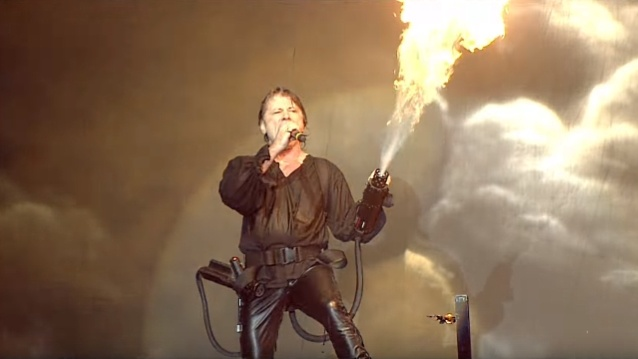 Iron Maiden Releases Pro-Shot Video Of 'Flight Of Icarus' Performance From 'Legacy Of The Beast' Tour